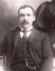 Great grandfather James Smith 1865-1920
