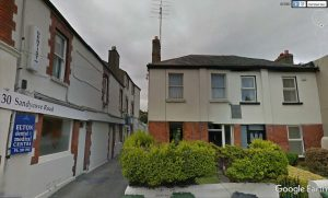 29 Sandycove Road, Dublin, birthplace of