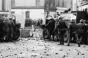 The Bloody Sunday Incident of 1972
