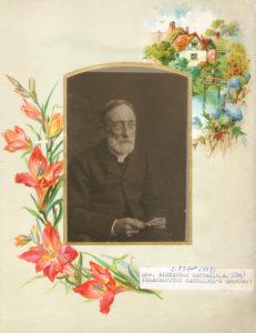 Rev Alexander MacRae