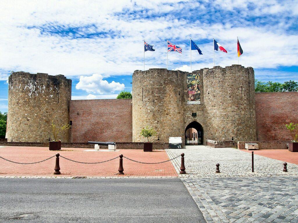 Château de Péronne