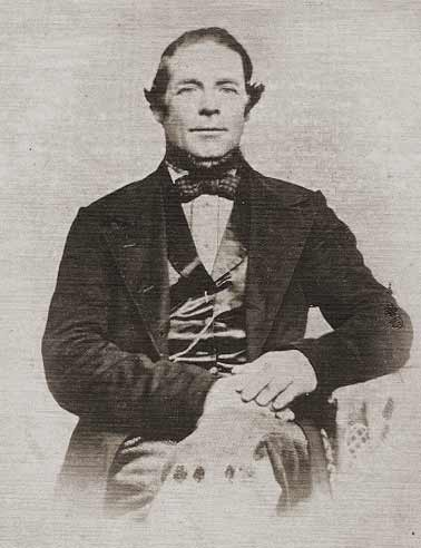 Robert Robertson Smith 1810-1899 3rd great-grandfather